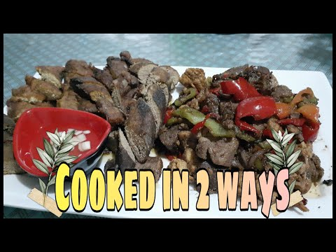 YUMMY! BIHOD NG ISDA || COOKED IN 2WAYS || FISH ROE || Home- Cooked Meals
