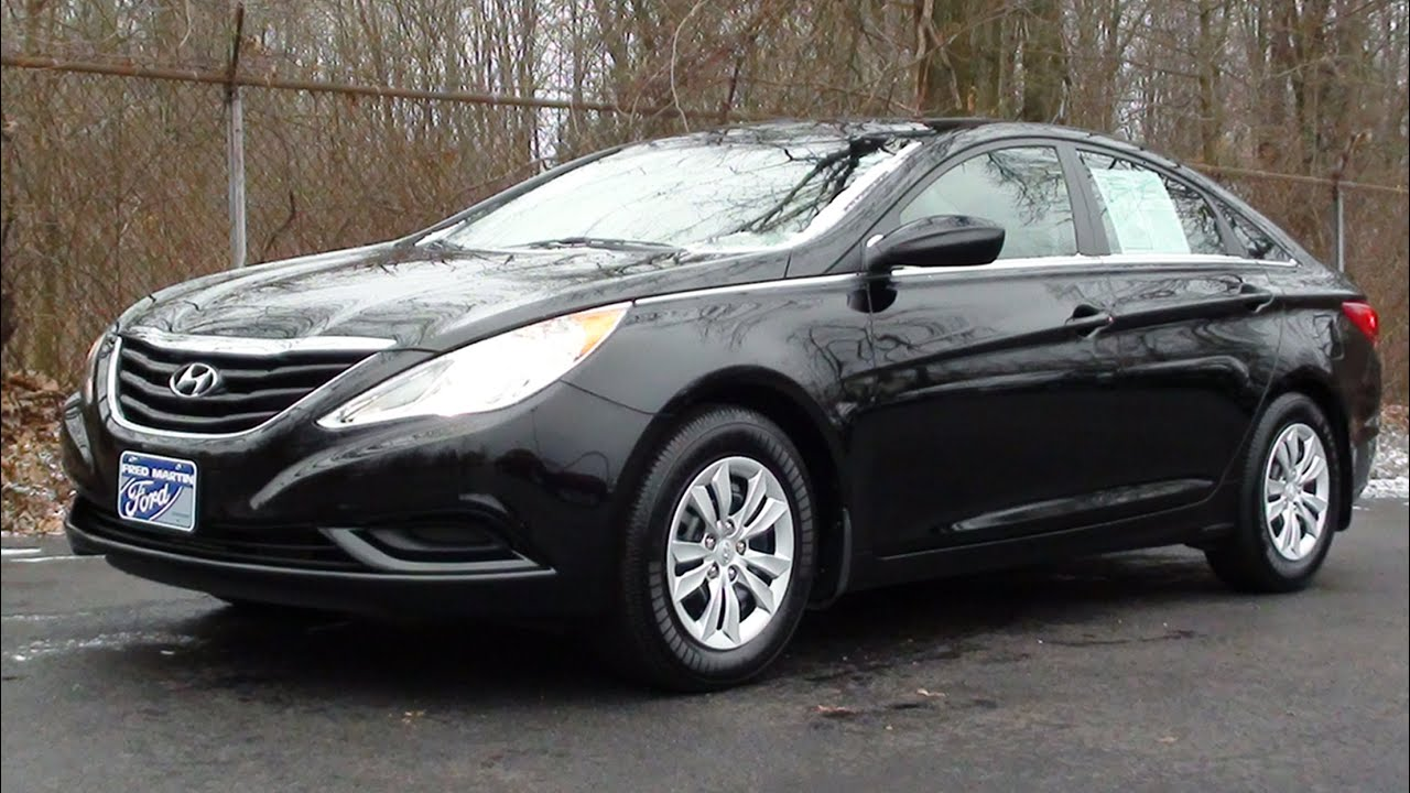 Great MVS   2011 Hyundai Sonata GLS   YouTube