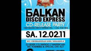 DJ Silver - Aca Lukas - Dijabolik Remix (ft. DJ Matkoo)
