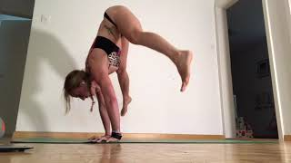 Float work Yoga and Fitness with Rhyanna Watson