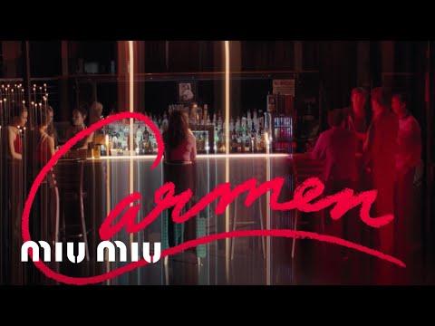 b7a72dc75a9 Miu Miu Women s Tales  13 - Carmen - Trailer - YouTube