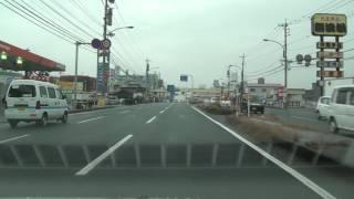 国道10号・下り 等速版 その1 福岡県北九州市→大分県大分市