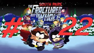 [PS4 Pro] South Park: The Fractured But Whole - Helping the police again [Part 22]【No Commentary】