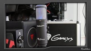 Genesis Radium 600 - Jeden z najlepszych mikrofonów ze średniej półki?