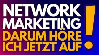 Network Marketing ist nicht immer nur Sonnenschein! - FRANK Erklärt