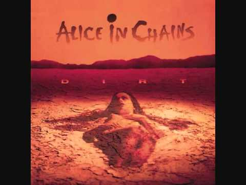 Alice In Chains-Down in a Hole w/ lyrics
