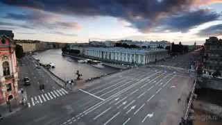 Красивое видео города Санкт-Петербург(Красивое видео Санкт-Петербурга © http://kudapiter.ru/ - городской портал Питера., 2015-05-24T16:17:17.000Z)