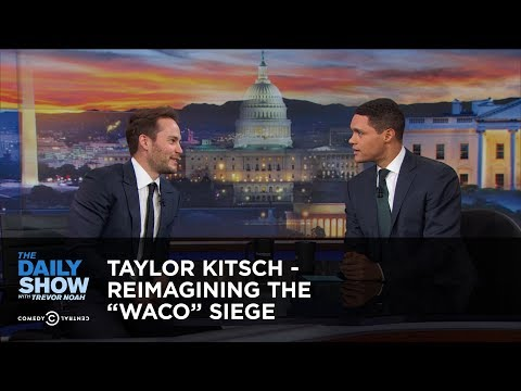 Taylor Kitsch  Reimagining the