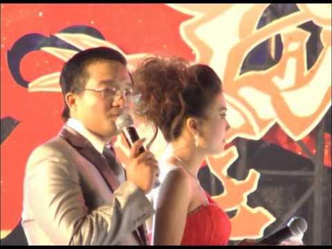 Chung kết cuộc thi Người đẹp Ngày hội VHTT&DL các dân tộc tỉnh Bắc Giang 2012