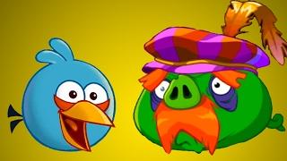 Мультик ИГРА для детей Энгри Бердс. Прохождение ИГРЫ Angry Birds Epic 57 серия Цитадель #КРУТИЛКИНЫ