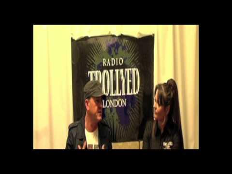 Trollyed Radio Danny Rampling Interview