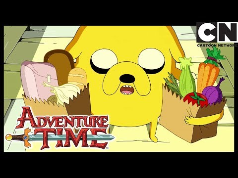 Hora De Sandwich | Hora De Aventura LA | Cartoon Network