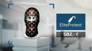 Werbung: EliteProtest.de – Für Krawall mit Niveau