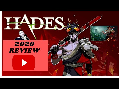HADES 2020 REVIEW!★☆★MUST BUY GAME ON STEAM★☆★ BEST ROGUE LIKE GAME ★☆★