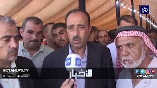 تشييع جثمان الشهيد أحمد الزعبي - (21-8-2018)