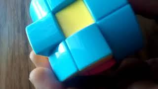 В этом я расскажу вам как собрать цилиндр Рубика новичковые методом Фридриха