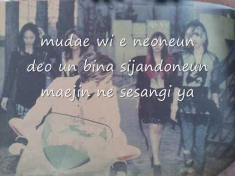 mr boogie fx  lyrics(romanise).wmv