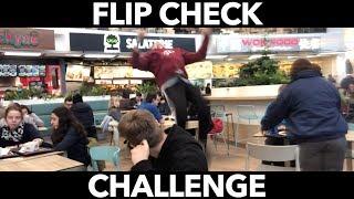 FLIP CHECK | Šílená Challenge