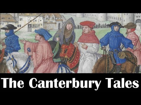 Learn English Through Story - The Canterbury Tales by Geoffrey Chaucer - Elementary