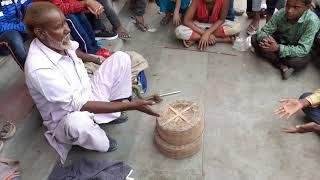 Black magic street magician from Bikaner Rajasthan
