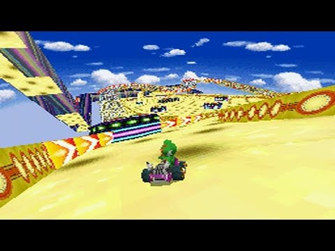 Mario Kart DS - The Cutting Room Floor