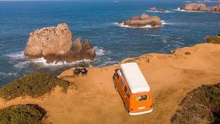 Portugal by campervan (1979 VW Westfalia T2)