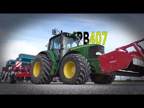 Pourquoi cet agriculteur est devenu un jour constructeur ? PowerBoost N°407 (29/09/2017)
