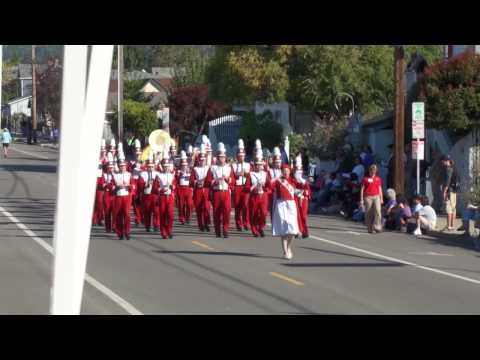 Oakdale HS - Storm King - 2009 Santa Cruz Band Review