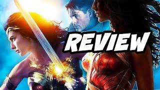 Wonder Woman Review No Spoilers