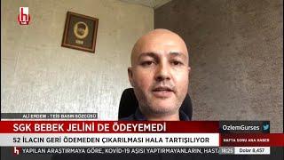 2021-09-11 - TEİS - HalkTV AnaHaber - Geri Ödemeden Çıkartılan İlaçlar - Ecz Ali Erdem