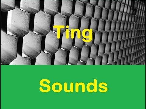 Metal Ting Sound Effects All Sounds