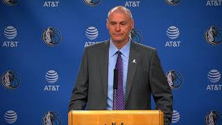 Dallas mavericks head coach rick carlisle talks about the team's performance, needed improvements and expectations for upcoming games.