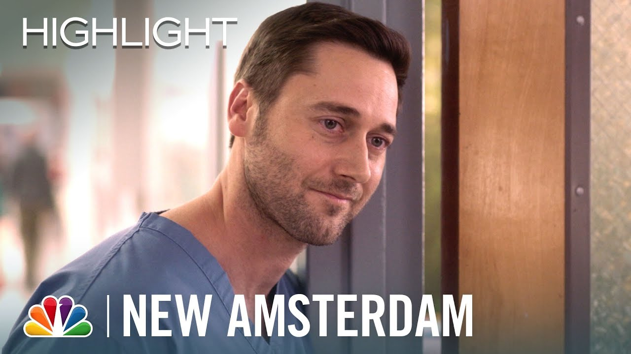 Download Max Leans on Sharpe - New Amsterdam (Episode Highlight)