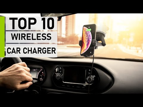 Top 10 Best Wireless Car Charger Mount