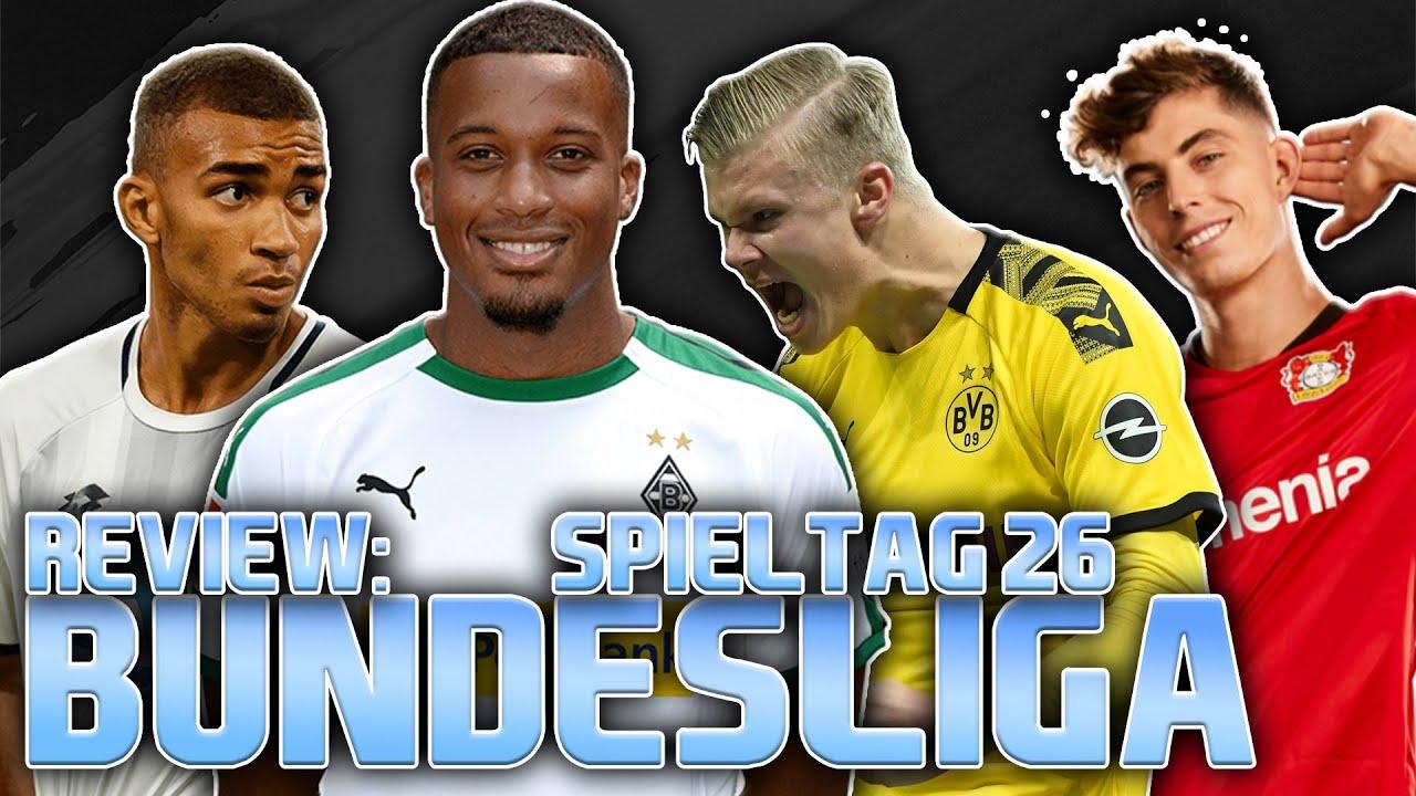 26. Spieltag Bundesliga 2021