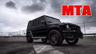 Тест Драйв Mercedes-Benz G55 AMG (Физрук)[MTA CCDPlanet#1](№9)