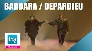 "Barbara et Gérard Depardieu ""Lily Passion"" (live officiel) 