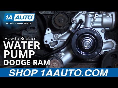 Hqdefault on 2004 Dodge Durango Water Pump
