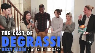 The Cast Of Degrassi: Next Class Prank Calls Their Publicist!