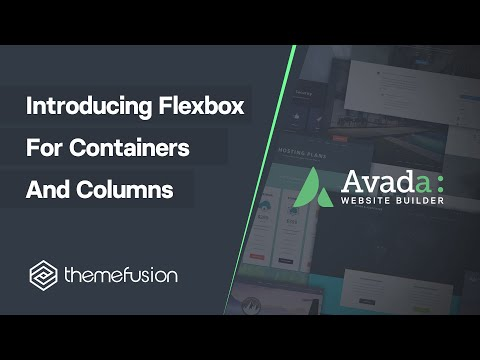Introducing Flexbox for Containers and Columns Video