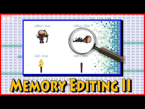 CS420 - 5 - Memory Editing & Data Types - Game Hacking Course
