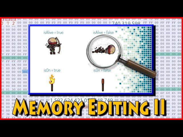 CS420 - 5 - Memory Editing & Data Types