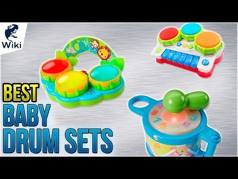 9 Best Baby Drum Sets 2018