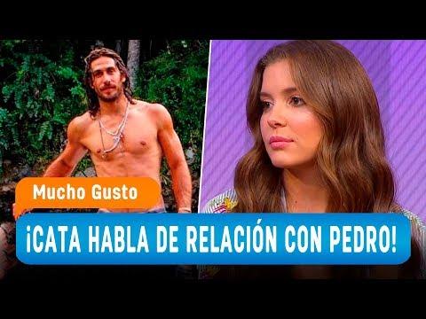 Cata Vallejos habla de su relación con Pedro Astorga - Mucho Gusto 2018