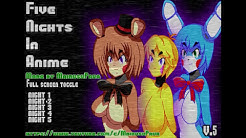 FNaF-HENTAI?! - Five Nights in Anime + Download [Deutsch/German] | Let's Play FNaF Fangame