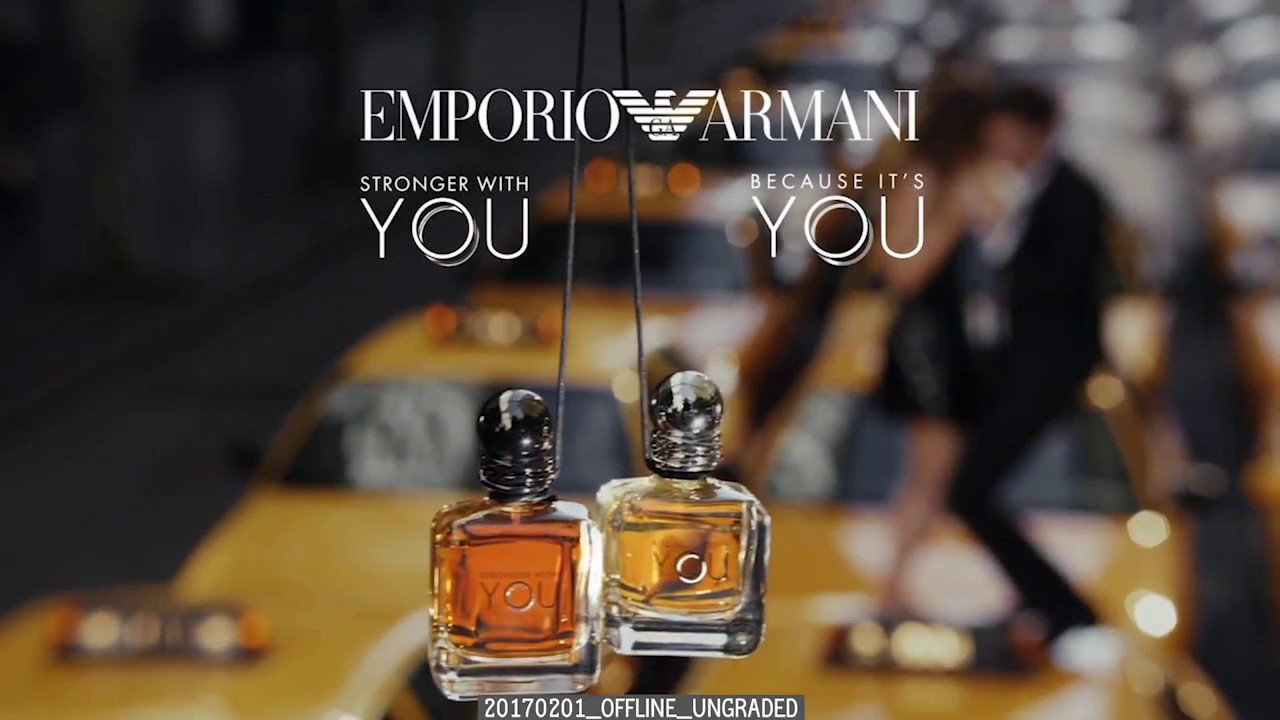 Emporio Armani Because Its You Sephora Romania Youtube