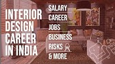 Interior Designing Careers In India Courses Syllabus Job Opportunities Salary Youtube