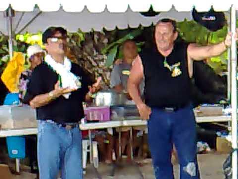 """Rock The Island Tour Palau """" Closing BBQ President's Beach """""""