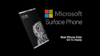 Microsoft Surface Phone 2018  - Review, Features, Design, Specs, Price and Release Date