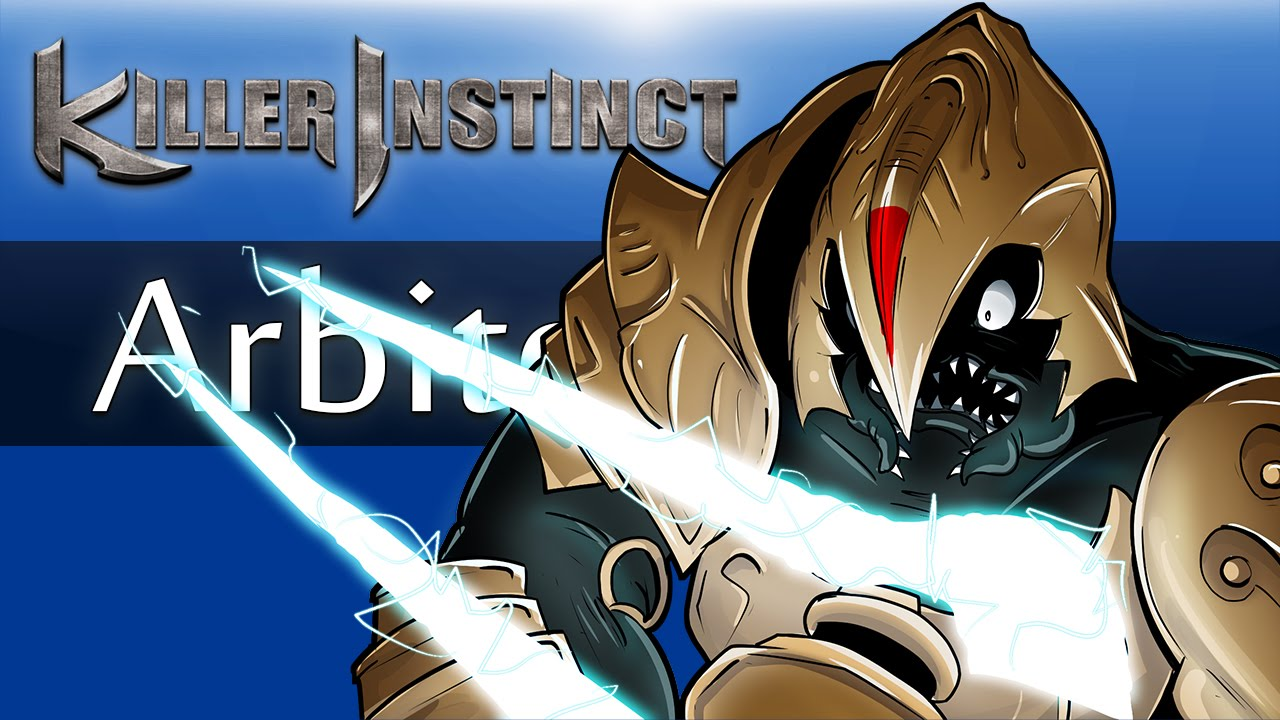 Download Killer Instinct Season 3 (Fighting with ARBITER!!!) HALO Character!!!! 5 Matches